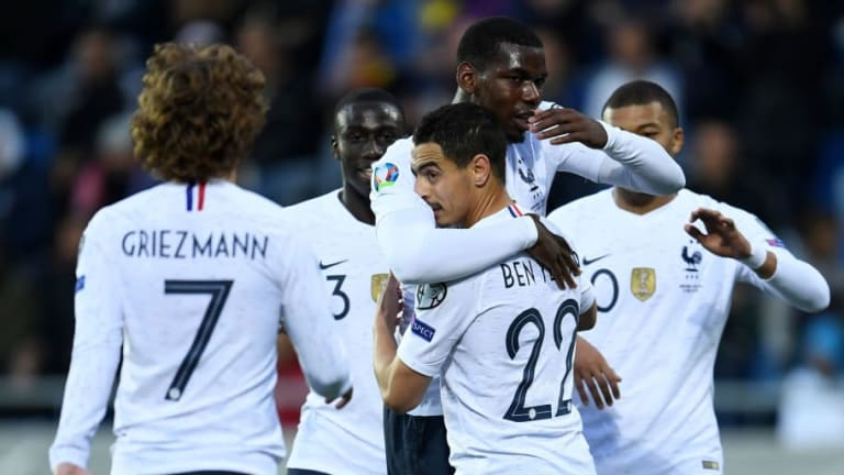 France Announce Squad for Upcoming Internationals as Aymeric Laporte Receives First Call Up