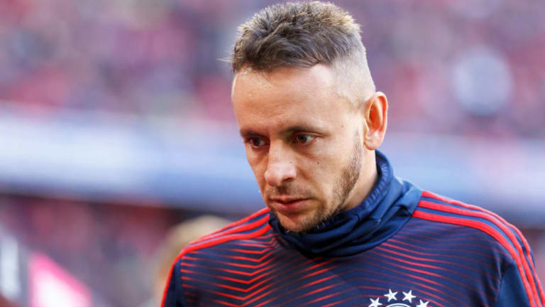 Bayern Defender Laments 'Unfair' Manager Niko Kovac After Being Pushed Out of First Team Plans