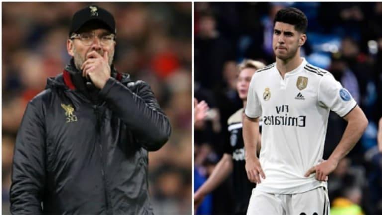 Jürgen Klopp quiere a Marco Asensio en su próximo proyecto en Liverpool