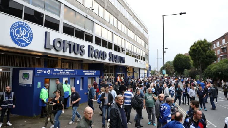 QPR Set for Shock Move From Loftus Road to New 45,000-Seater Stadium