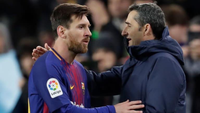 Ernesto Valverde Lauds 'Unbelievable' Lionel Messi as Barcelona Legend Scores 400th La Liga Goal
