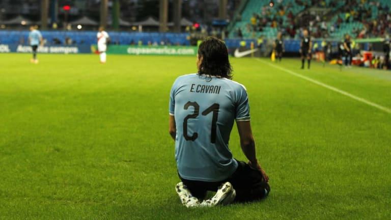 Edinson Cavani Emerges as Inter's Top Target as Romelu Lukaku Deal Falls Through