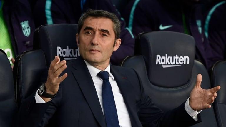 """Valverde: """"Son 90 minutos y puede pasar de todo"""""""