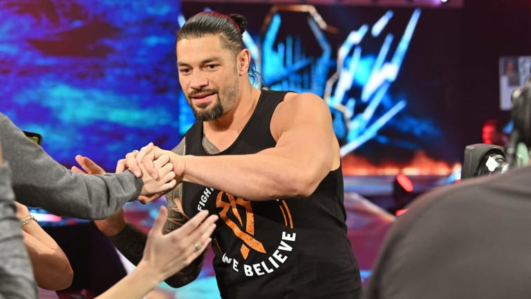 Heal Turn: After Beating Cancer, Roman Reigns Finds a New Purpose