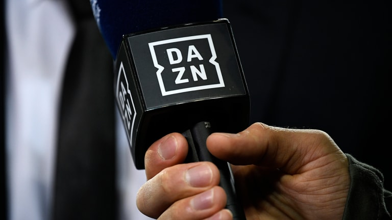 DAZN Changes Pricing Options for Streaming Service
