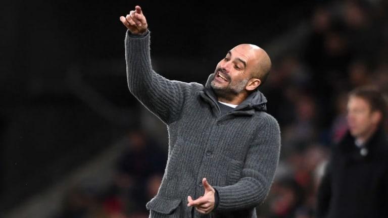 Pep Guardiola Refuses to Be Drawn on Quadruple Talk as Man City Reach FA Cup Semi Finals