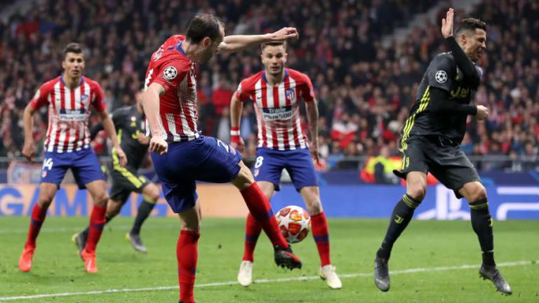 El 1x1 del Atlético de Madrid en su victoria ante la Juventus