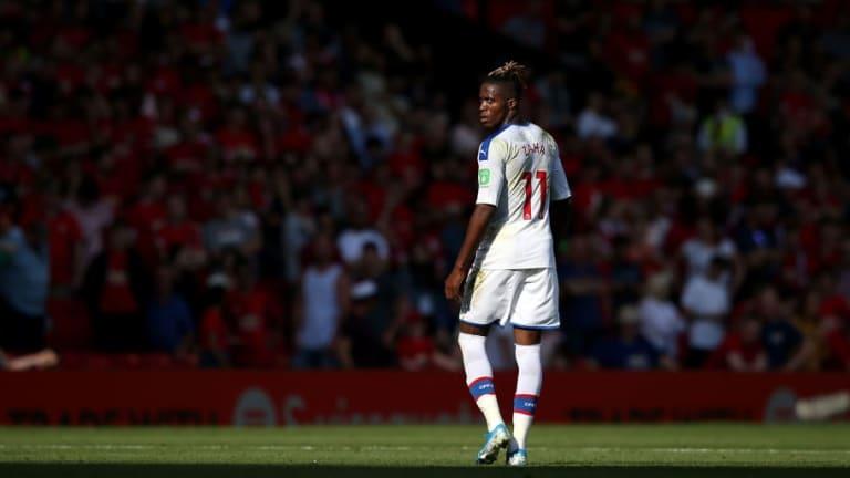 Wilfried Zaha: Super-Agent Mino Raiola Keen to Represent Wantaway Crystal Palace Star