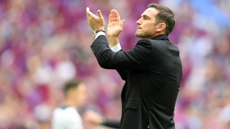 Derby Chairman Provides Update on Frank Lampard's Potential Move to Chelsea