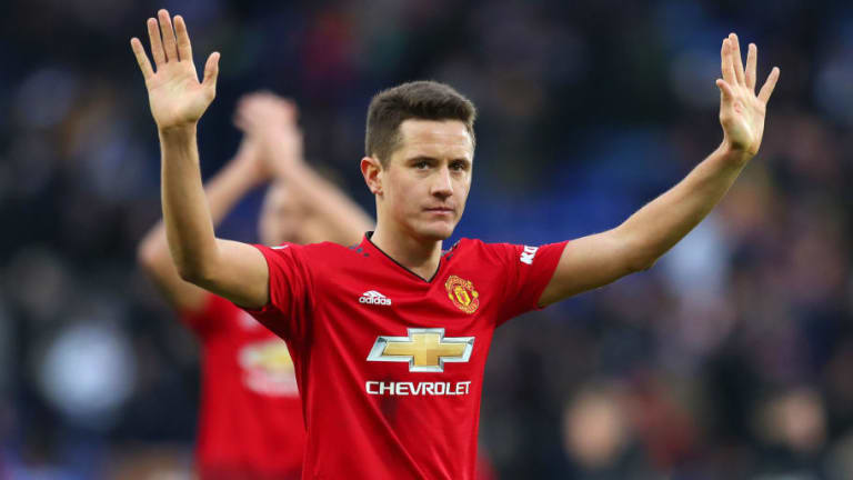Ander Herrera Contract: Why Man Utd Have to Now Let Fan Favourite Leave as a Free Agent