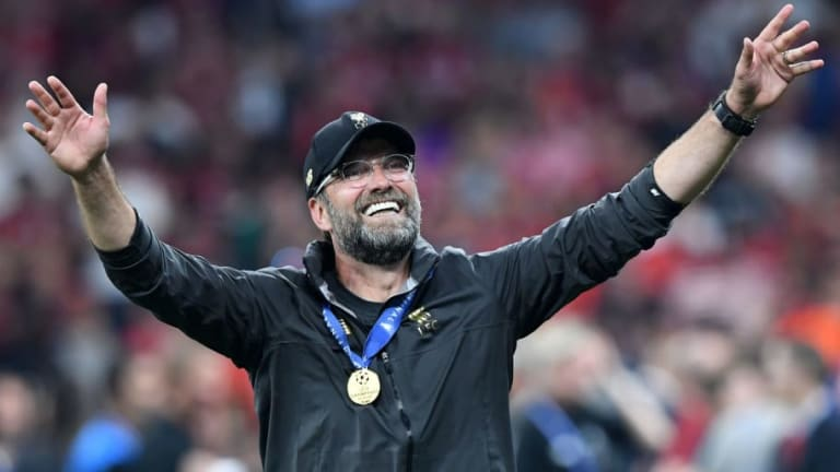 Jurgen Klopp Reveals Details of Phone Call with Pep Guardiola Immediately After Champions League Win