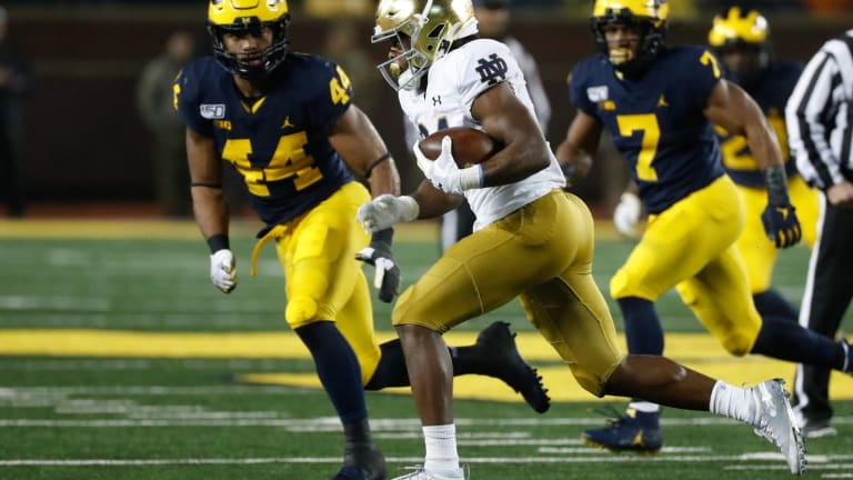 """Listen: James Whitley Talks """"Total Domination"""" In Michigan Victory"""