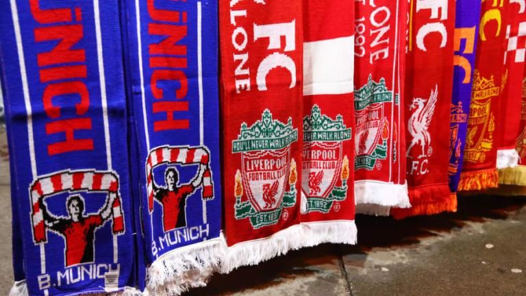 Liverpool-Bayern Munich | Alineaciones confirmadas