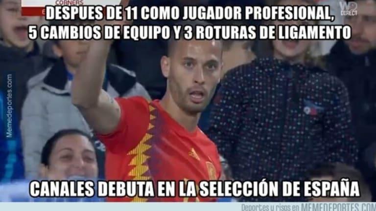 Los mejores memes de la lesión de Messi y Ronaldo, la vuelta al gol de Morata, De Ligt, Mbappé y más