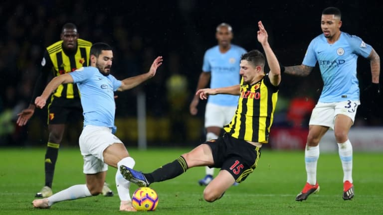 Manchester City vs Watford Preview: Where to Watch, Live Stream, Kick Off Time & Team News
