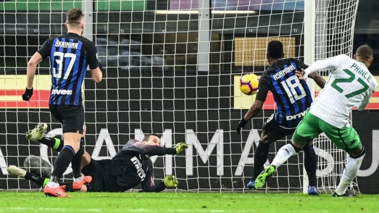 Inter 0-0 Sassuolo: Report, Ratings & Reaction as Blunt Nerazzurri Held at San Siro