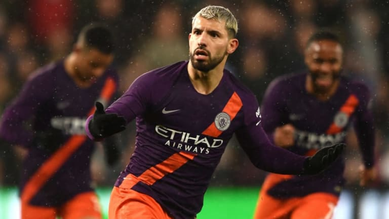 Sergio Aguero Heroics the Latest in Long Line of Oustanding FA Cup Displays for Manchester City