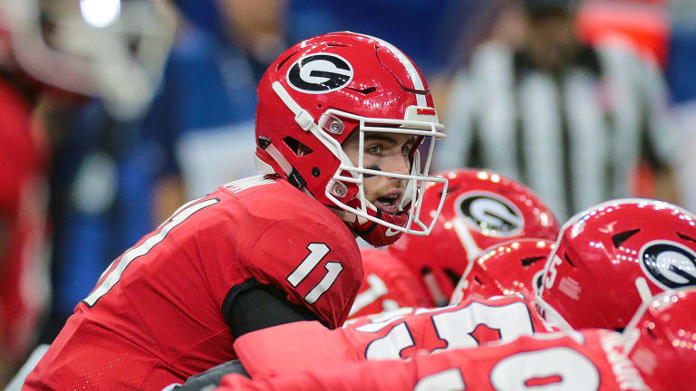 Finally Entrenched as Georgia's QB, Jake Fromm Embraces a Different Kind of Pressure