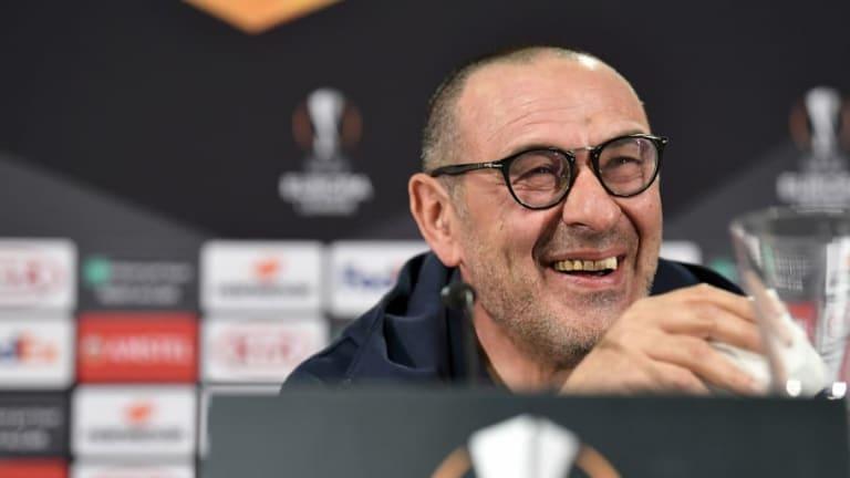 Eintracht Frankfurt vs Chelsea: Maurizio Sarri's Best Available Blues Lineup