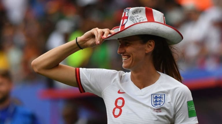 Women's World Cup: Why England's Slightly Less Obvious Jill Scott Is One of the Best
