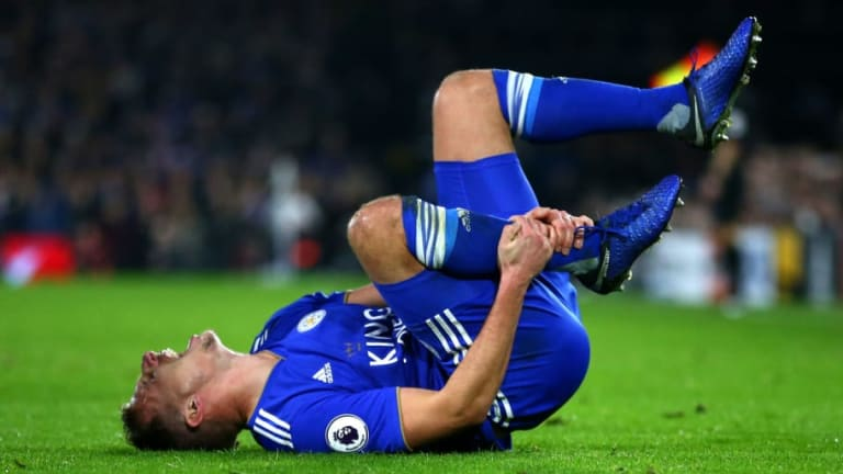 Brendan Rodgers Provides Injury Update on Stricken Marc Albrighton Ahead of Bournemouth Clash