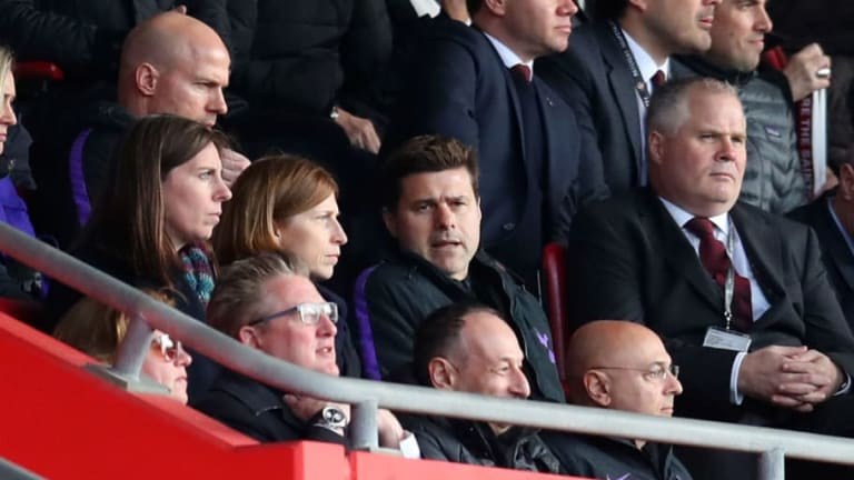 Mauricio Pochettino Believes Tottenham 'Didn't Respect' Southampton Following 2-1 Defeat