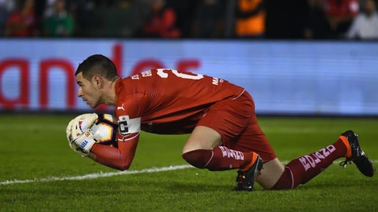 ATENCIÓN | Adrián Gabbarini se recuperó de su lesión y podrá jugar ante Boca Juniors