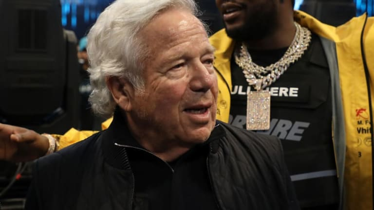 REPORT: Robert Kraft Spotted on Oscars Party Circuit in Los Angeles Following Prostitution Bombshell
