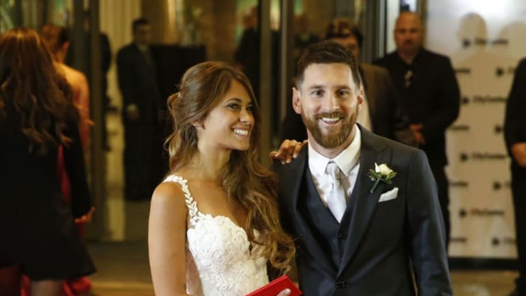 El tierno saludo de Leo Messi a Antonela por el día de la madre en Instagram