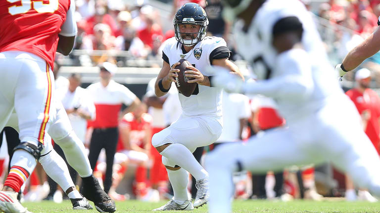 Can Jacksonville Succeed With Gardner Minshew Under Center?