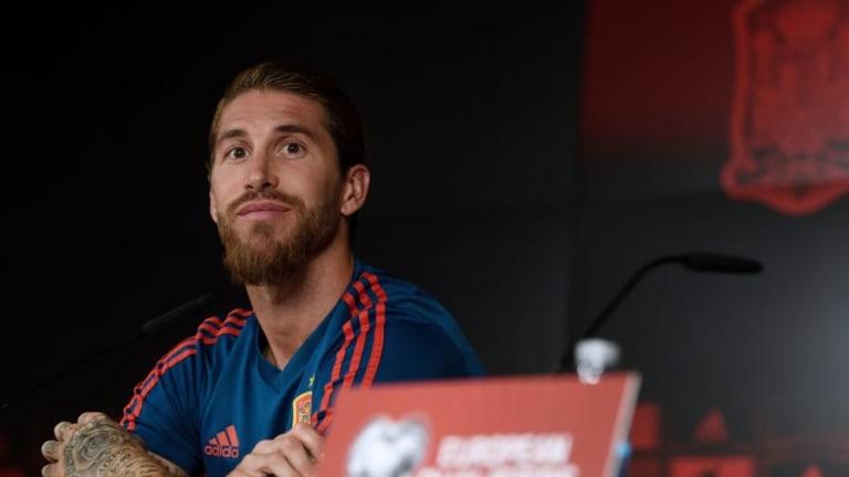 Los halagos de Sergio Ramos a Eden Hazard tras su fichaje por el Real Madrid