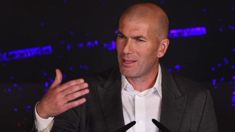 Zinedine Zidane Targeting Hat-Trick of Star Signings to Follow Eder Militao to Real Madrid