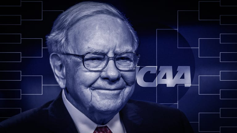 Traina Thoughts: Your Office Bracket Pool Completely Sucks Compared to Warren Buffett's