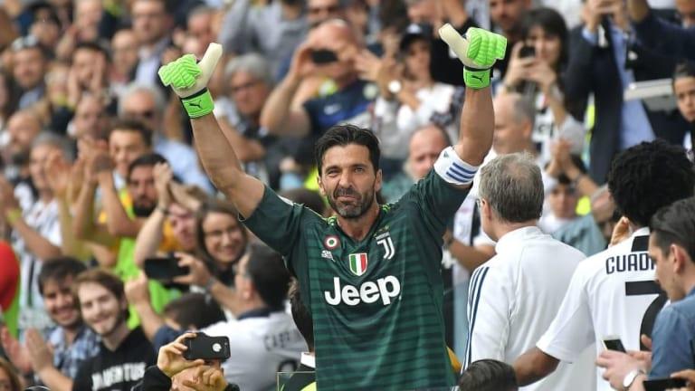 Gianluigi Buffon: The Old Man & the UEFA Champions League