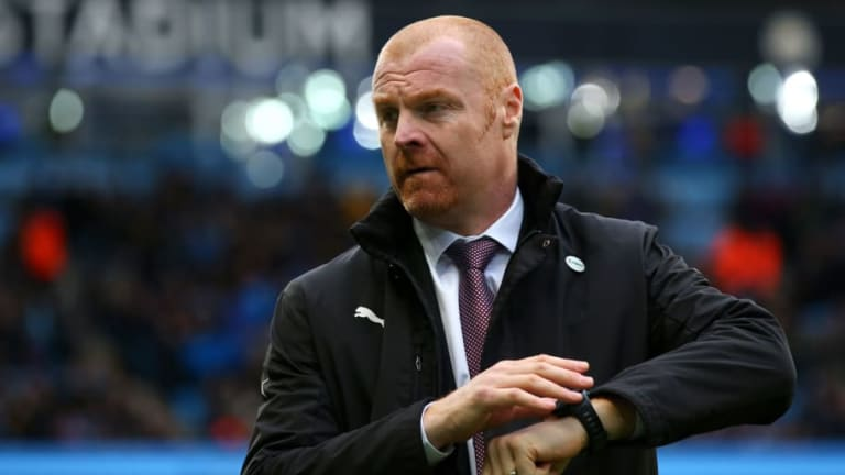 Sean Dyche Says Burnley Are 'Still a Work in Progress' After Losing 3-1 to Crystal Palace