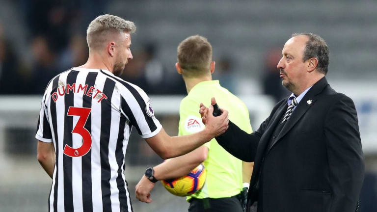 Rafa Benitez 'Proud' of Newcastle Players After Confident Performance Leads to Comfortable Win