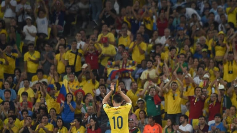 James Rodriguez: OTD the Colombian Superstar Scored THAT World Cup Volley