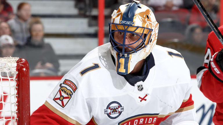 Panthers Goalie Roberto Luongo to Turn 40, Figure Out What's Next