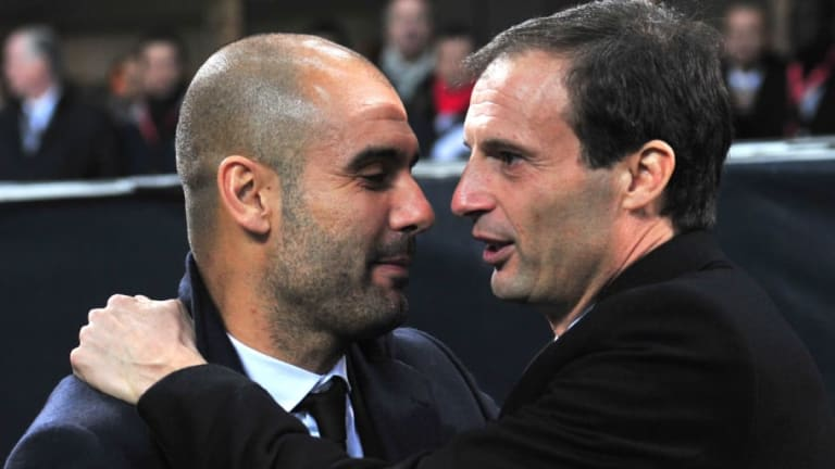 Pep Guardiola Linked With Move to Juventus as Massimiliano Allegri's Replacement