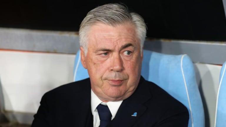 Napoli vs Cagliari: Carlo Ancelotti's Best Available Partenopei Lineup