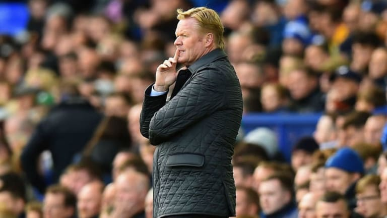 Ronald Koeman Says Liverpool 'Do Not Deserve' to Finish the Season Without a Trophy