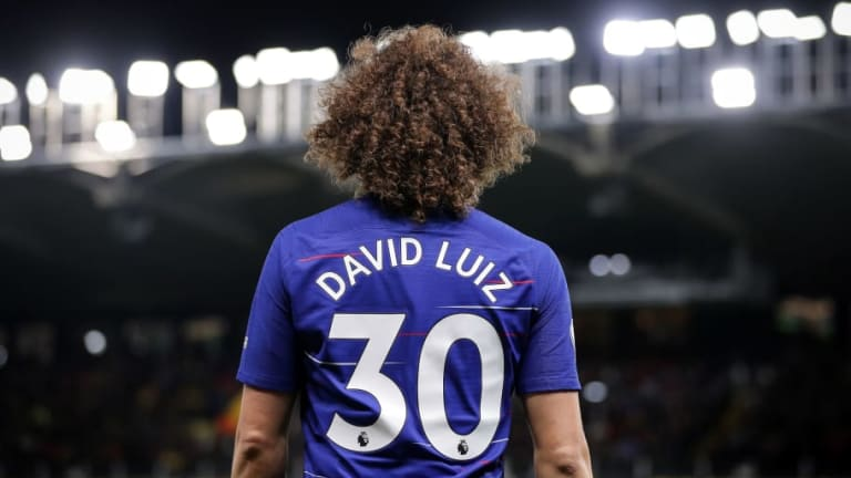 David Luiz Provides Update on His Chelsea Future Amid Contract Talks