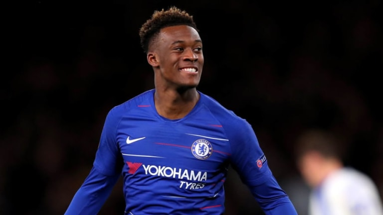 Chelsea Prepare £100k-a-Week Offer to Convince Callum Hudson-Odoi to Stay