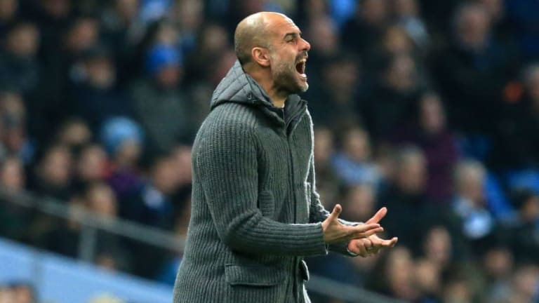 Manchester City vs Watford: Pep Guardiola's Best Available Citizens Lineup