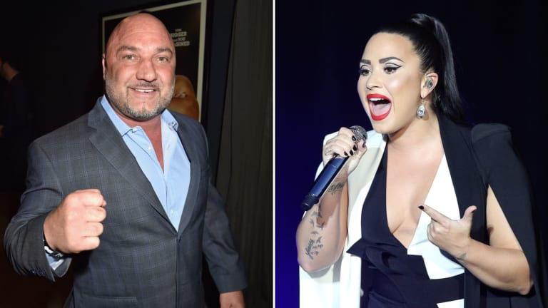 Wednesday's Hot Clicks: Demi Lovato Knocked Jay Glazer's Tooth Out With a Punch