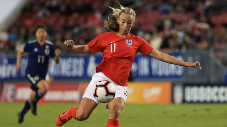Toni Duggan Insists England Can Follow SheBelieves Cup Triumph With World Cup Win