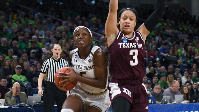 Chennedy Carter Goes Nuclear in Loss, Missouri State's Run Finally Ends on Day 6
