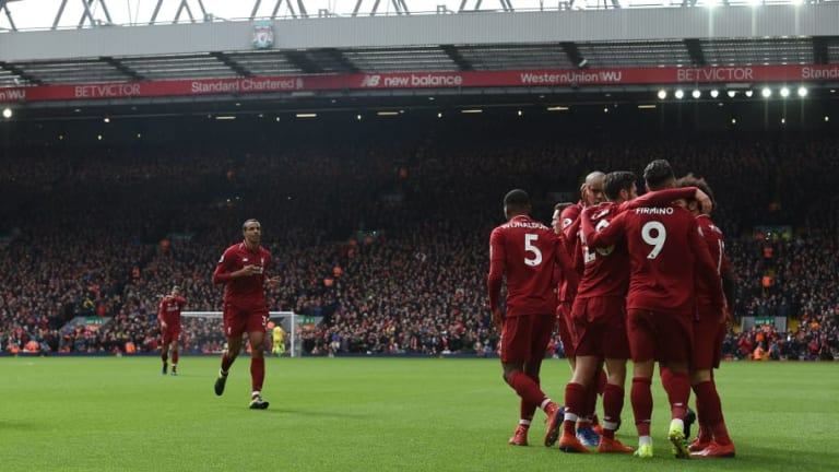 Why Liverpool's Home Form Will Be Crucial in Their Bid for Premier League Glory