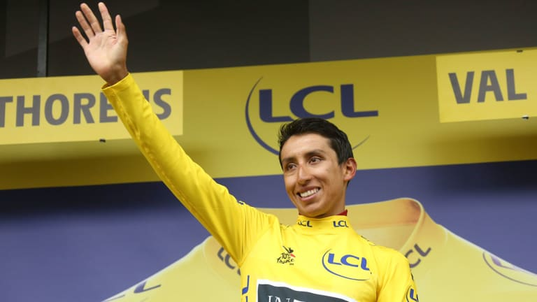 Egan Bernal Set to Become First Colombian to Win Tour De France