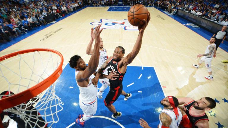 Where Does Kawhi Leonard Rank Among NBA Superstars?  | Open Floor NBA Podcast